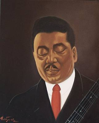 Muddy Waters  Print by Helen Thomas