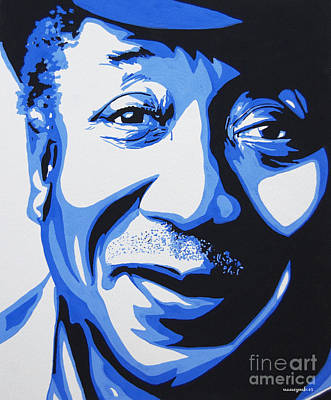 Muddy Waters Art Print