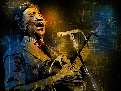 Painting - Muddy Waters by Paul Sachtleben
