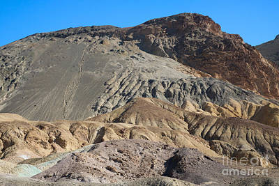 Photograph - Mudslide by Suzanne Luft