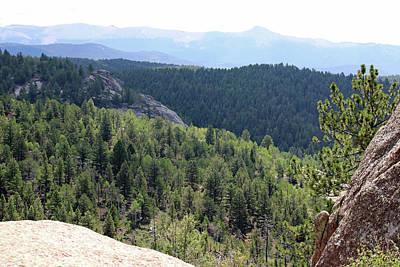 Photograph - Mueller State Park Colorado 26 by Pamela Critchlow