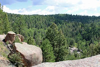 Photograph - Mueller State Park Colorado 27 by Pamela Critchlow