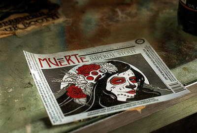 Photograph - Muerte by John Hoey