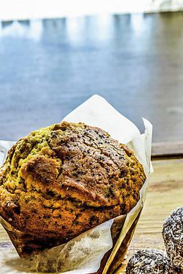Photograph - Muffin Break 2 by Naomi Burgess