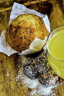 Photograph - Muffin Break 7 by Naomi Burgess