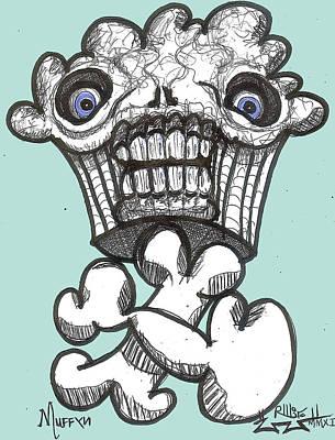 Muffyn Art Print