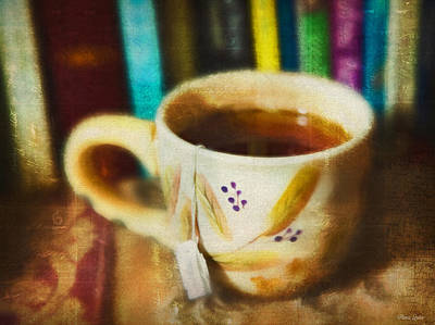 Photograph - Mug Of Tea by Anna Louise