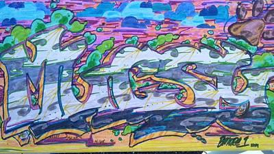 Mugsy Art Print by Brian Miller