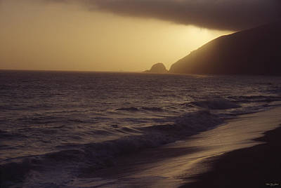 Lajolla Photograph - Mugu Rock - Pacific Coast Highway by Soli Deo Gloria Wilderness And Wildlife Photography