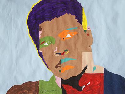 Painting - Muhammad Ali by Stormm Bradshaw