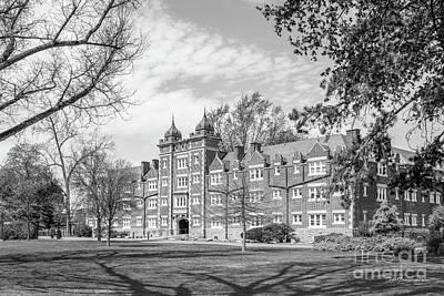 Muhlenberg College East Hall Art Print