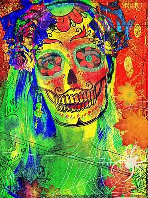 Mujer Muerte Original