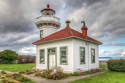 Photograph - Mukilteo Lighthouse by Spencer McDonald