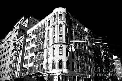 Photograph - Mulberry And Broome by John Rizzuto
