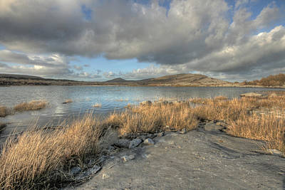 Burren Photograph - Mullaghmore View by John Quinn