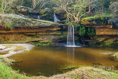 Photograph - Mullet Creek Falls 2 by Werner Padarin
