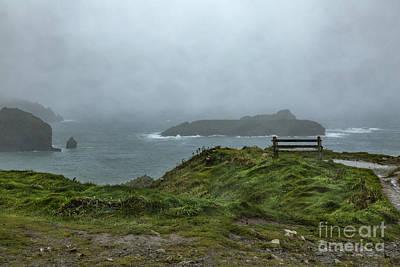 Photograph - Mullion Cove by Brian Roscorla