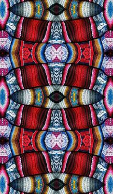 Digital Art - Multi Pattern by Ester Rogers