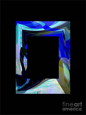 Multidimension Art Print by Thibault Toussaint
