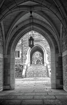 Photograph - Multiple Arches At Princeton University by Dave Mills