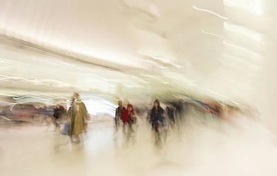 Photograph - Multitudes by Alex Lapidus