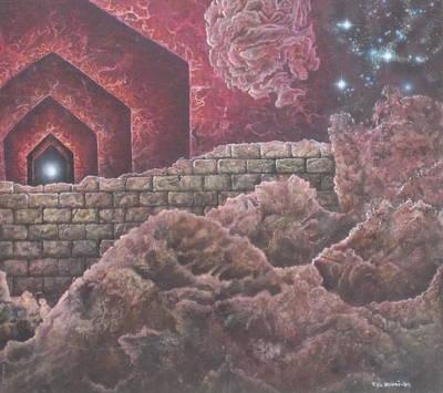 Multiverse 585 Original by Sam Del Russi