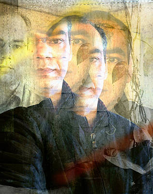 Art Print featuring the photograph Multiverse by Prakash Ghai