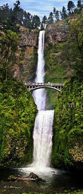 Multnomah Falls Original