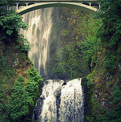 Photograph - Multnomah by Joseph Skompski