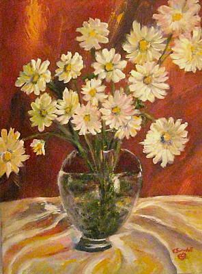 Painting - Mum Magic by Tina Swindell