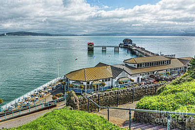Photograph - Mumbles Pier 5 by Steve Purnell