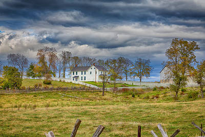 Photograph - Mumma Farm by John M Bailey