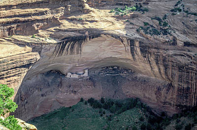Photograph - Mummy Cave - Canyon De Chelly by Debra Martz
