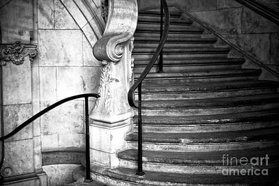 Photograph - Munchen Stairs by John Rizzuto