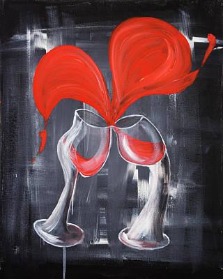 Painting - Muneira by Iryna Goodall