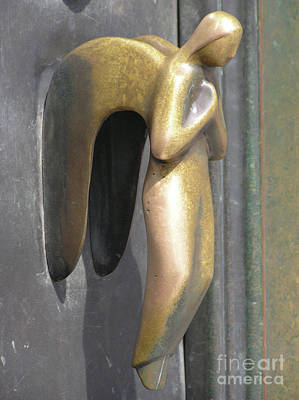 Photograph - Munich Angel by Mary Kobet