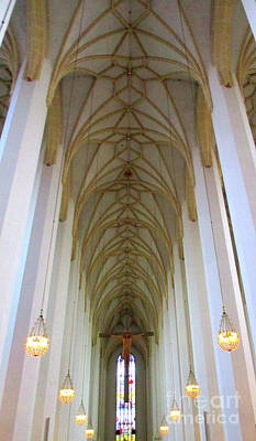 Photograph - Munich Detail 19 by Randall Weidner