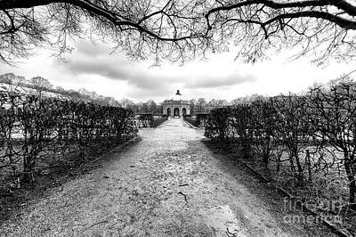 Photograph - Munich Hofgarten by John Rizzuto
