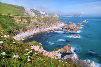 Mupe Bay - England Art Print