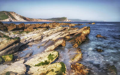 Photograph - Mupe Bay Seascape by Framing Places