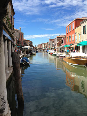 Photograph - Murano by Christina Knapp