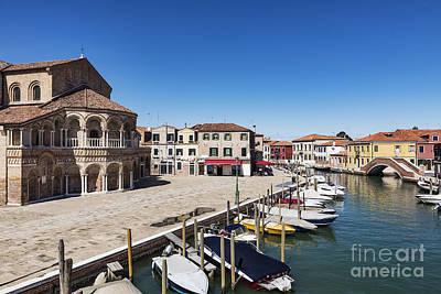 Murano Italy Art Print