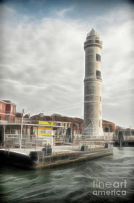 Photograph - Murano Light by Jack Torcello