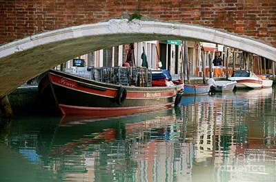 Photograph - Murano by Louise Fahy