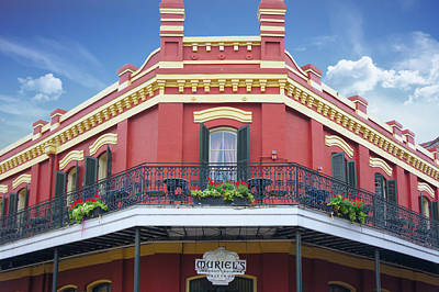 Muriel Photograph -  Muriel's Jackson Square Bistro by Art Spectrum