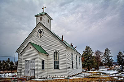 Photograph - Murphy U B Church by Bonfire Photography