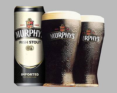 Photograph - Murphys Irish Stout 2 by Ericamaxine Price