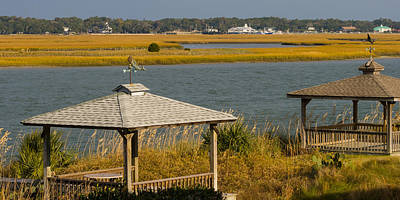 Photograph - Murrells Inlet by Ed Gleichman