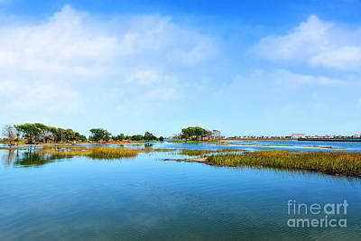 Photograph - Murrells Inlet by Kathy Baccari