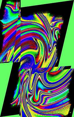 Digital Art - Muse 46 by Will Borden